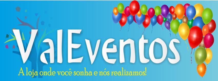 ValEventos Artigos para festas e eventos